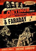 CONTINUE & FARADAY