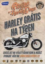 PRAGUE HARLEY DAYS   1–2.9.2017