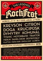 THE LEGENDS ROCK FEST-2015