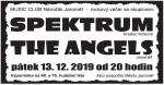 SPEKTRUM + THE ANGELES - 13.12.