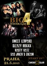 BIG FOR GLAM II. - SWEET LEOPARD A HOSTÉ