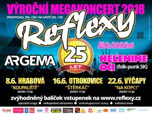 REFLEXY-25.let + ARGEMA