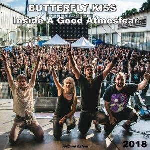 BUTTERFLY KISS - NOVÉ ALBUM
